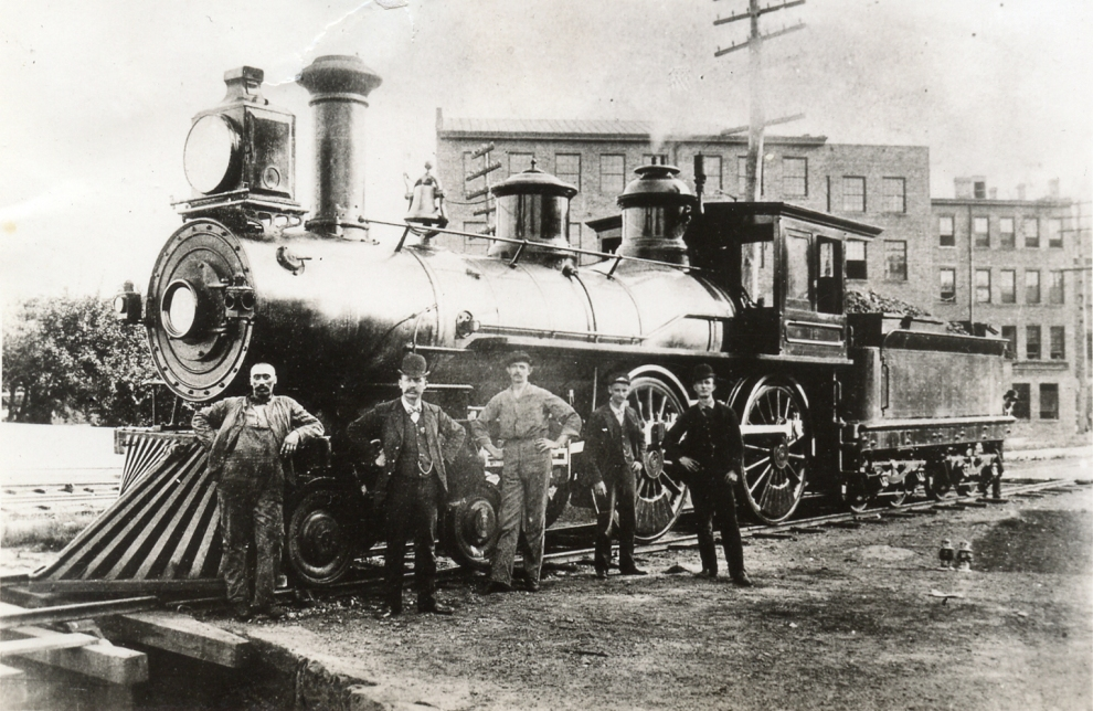 Housatonic Railroad, 1881